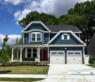 Knightdale Single Family Home For Sale: 601 Gold Coast Drive #Lot 218
