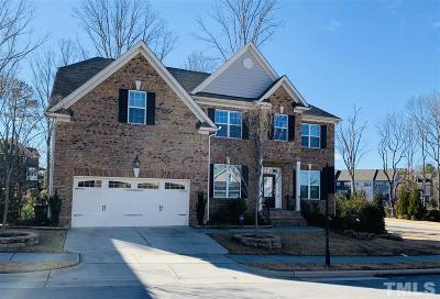 Cary Single Family Home For Sale: 5008 Trembath Lane