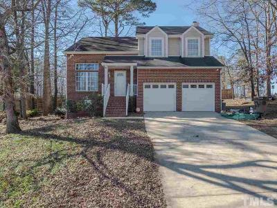 Wake Forest Single Family Home Pending: 890 Drogheda Place