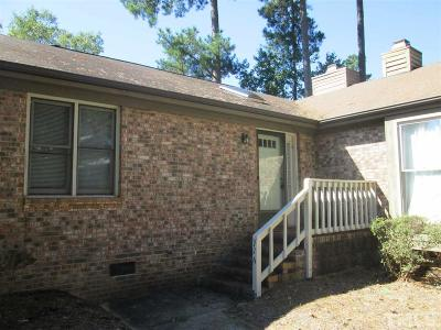 Durham Rental For Rent: 5500-77A Fortunes Ridge Drive #77A