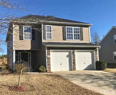 Fuquay Varina Single Family Home For Sale: 529 Timber Meadow Lake Drive
