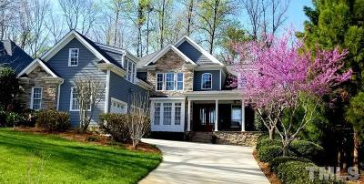 Chapel Hill Single Family Home Contingent: 340 Mountain Laurel