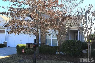 Cary Townhouse Contingent: 4318 Del Webb Avenue