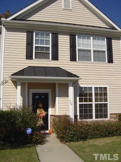 Durham Rental For Rent: 944 Cinnamon Drive