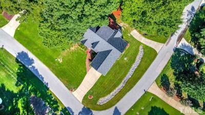 Fuquay Varina Single Family Home For Sale: 5400 Willow Bridge Lane