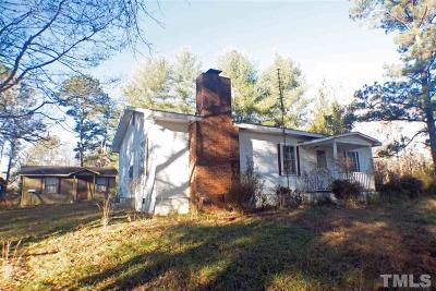 Sanford Single Family Home For Sale: 111 Winstead Road