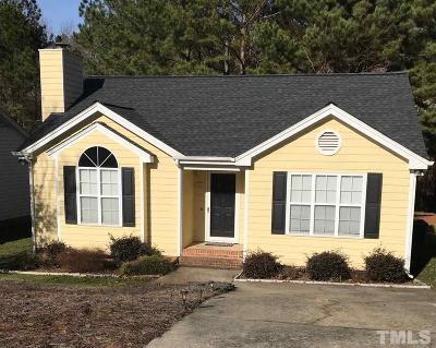 Cary Rental For Rent: 206 W Wyatts Pond Lane