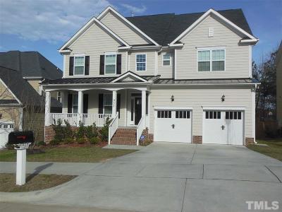 Cary Rental For Rent: 957 Vandalia Drive