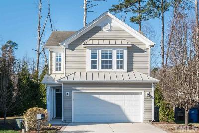 Raleigh Single Family Home Pending: 8186 Cohosh Court