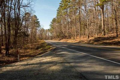 Carrboro Residential Lots & Land Pending: Jones Ferry Road