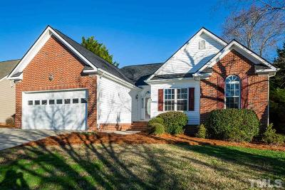 Angier Single Family Home Contingent: 49 Whetstone Drive