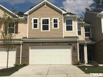 Cary Rental For Rent: 1630 Cary Reserve Drive