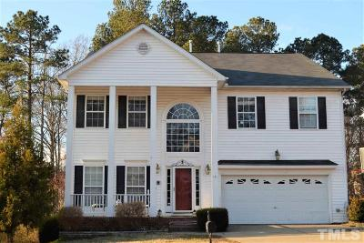 Apex Single Family Home For Sale: 2300 Pilot Mountain Court