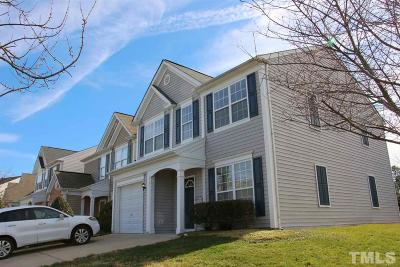 Morrisville Rental For Rent: 407 Caraleigh Court