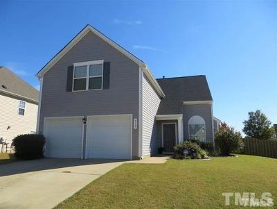 Fuquay Varina Rental For Rent: 915 Red Oak Tree Drive