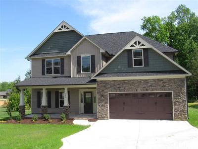 Clayton Single Family Home For Sale: 176 Neuse Landing Drive