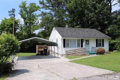 Single Family Home For Sale: 162 Lincoln Street