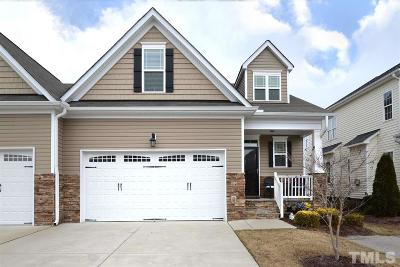 Clayton NC Townhouse For Sale: $245,900
