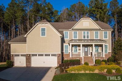 Wake Forest Single Family Home For Sale: 529 Opposition Way