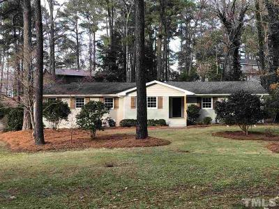Sanford NC Single Family Home For Sale: $299,000