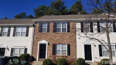 Durham Rental For Rent: 130 Hidden Springs Drive