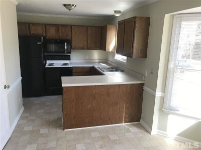 Raleigh Rental For Rent: 7204 Ewing Place