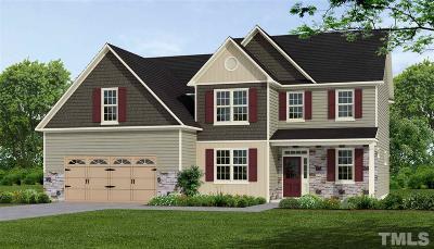 Harnett County Single Family Home For Sale: 454 Angel Oak Drive