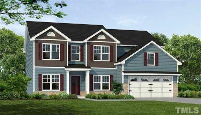 Harnett County Single Family Home For Sale: 474 Angel Oak Drive