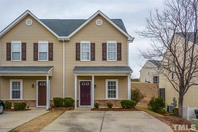 Clayton NC Condo For Sale: $145,000