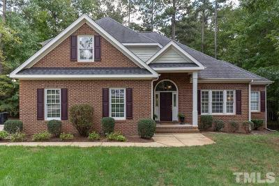 Wake County Single Family Home For Sale: 5004 Martin Farm Road