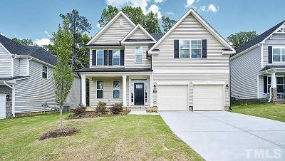 Garner Single Family Home For Sale: 170 Whitetail Deer Lane