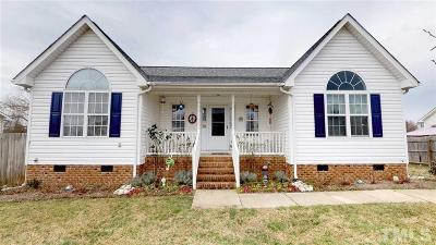 Harnett County Single Family Home For Sale: 30 Courtland Drive