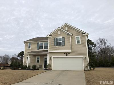 Holly Springs Single Family Home For Sale: 100 Eno Drive