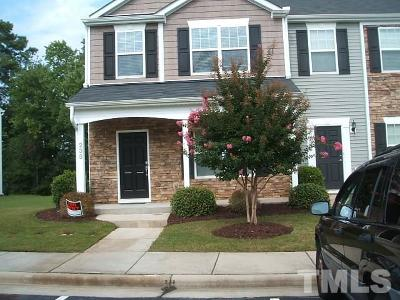 Morrisville Rental For Rent: 233 Hampshire Downs Drive