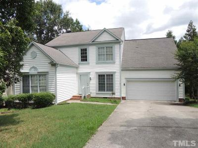 Durham Rental For Rent: 4910 Bridgewood Drive