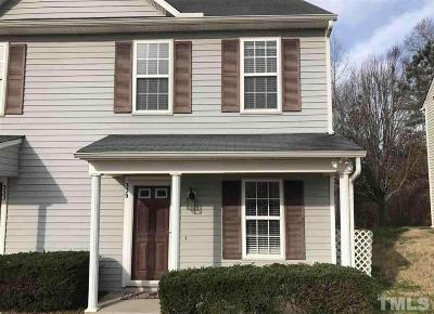 Bunn, Franklinton, Henderson, Louisburg, Spring Hope, Wake Forest, Youngsville, Zebulon, Clayton, Middlesex, Wendell, Bailey, Nashville, Knightdale, Rolesville Rental For Rent: 329 Woodson Drive