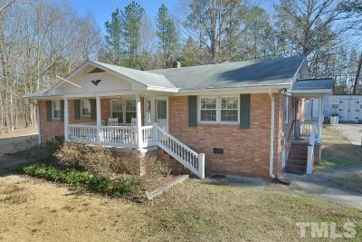 Durham Single Family Home For Sale: 3507 Esther Drive