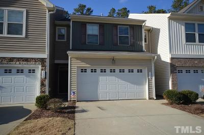 Holly Springs Rental For Rent: 110 Cobalt Creek Way