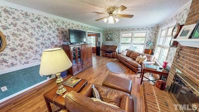 Willow Spring(s) Single Family Home For Sale: 119 Lakeside Circle