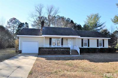 Raleigh Rental For Rent: 1017 Robinfield Drive