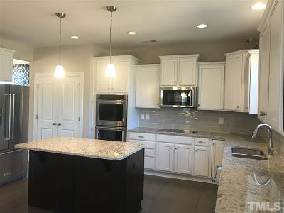 Wendell Single Family Home For Sale: 1824 Iron Mill Drive