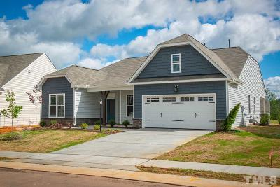 Clayton NC Single Family Home For Sale: $277,900