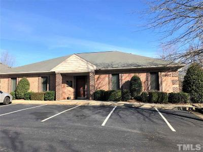 Wake County Commercial For Sale: 8502 Six Forks Road