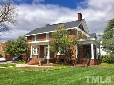 Single Family Home For Sale: 804 S Garnett Street