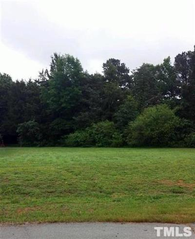 Granville County Residential Lots & Land For Sale: 4304 S Greg Allen Way