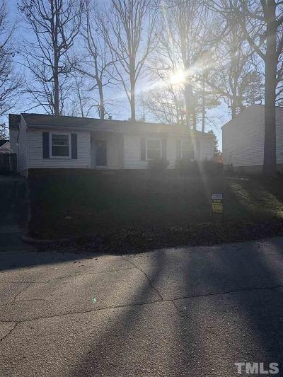 Raleigh Rental For Rent: 3333 Joanne Drive