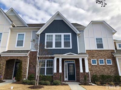 Cary Rental For Rent: 4124 Strendal Drive