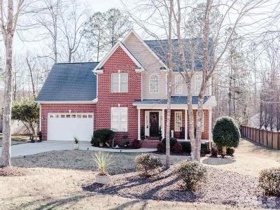 Sanford NC Single Family Home For Sale: $265,000