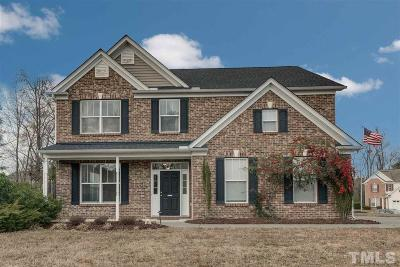Creedmoor Single Family Home Contingent: 2121 Westbourne Drive