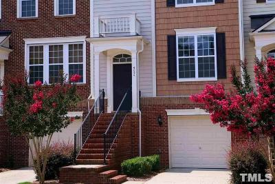 Cary Rental For Rent: 4054 Yellowfield Way